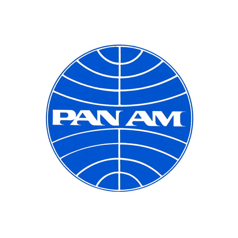 Pan am airlines logo pictures to pin on pinterest pinsdaddy for American classic logo